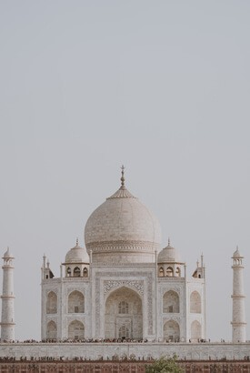 Golden Triangle Tour, India